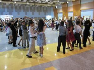 The Educational Coalition of Monroe County's Dancing Classrooms Program (photo courtesy of ECMC)