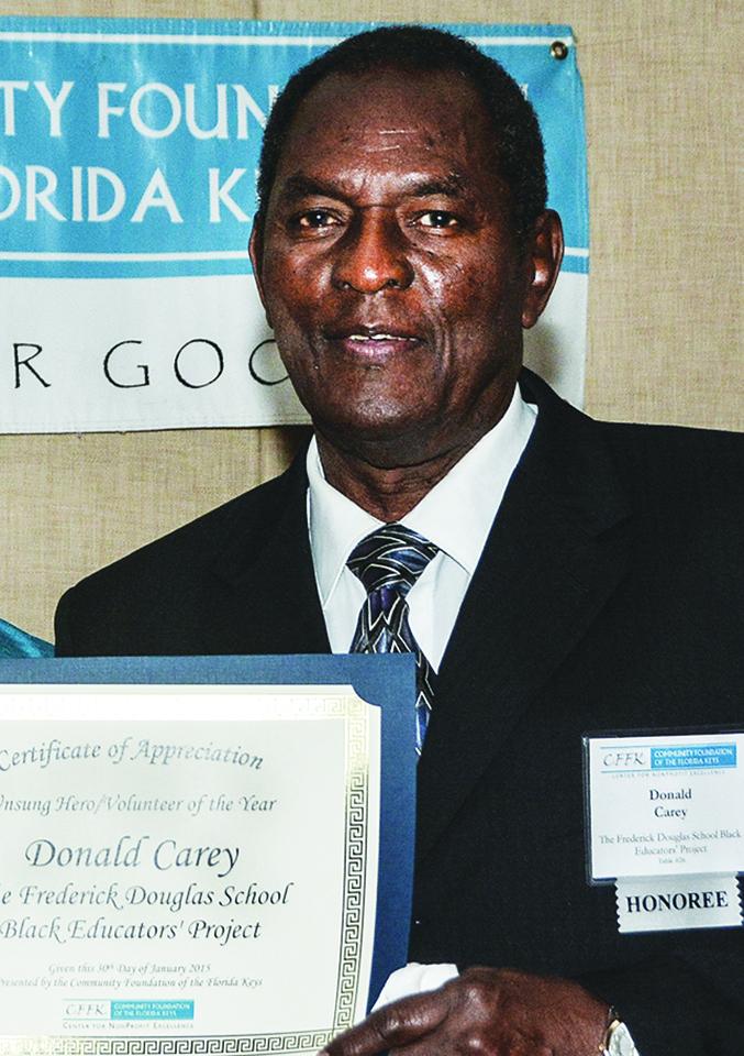Donald Carey
