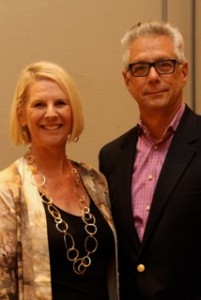 President/CEO Dianna Sutton and Chairman Roger Heinen