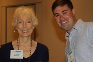 Board Advisor and CFFK Founder Dr. Shirley Freeman and Board Member Will Langley