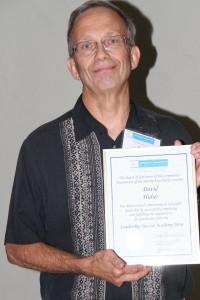 2016 LSA Graduate, David Huber, Board member of the Key West Art and Historical Society