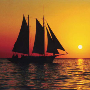Key West is famous for their beautiful sunsets.  FILE PHOTO
