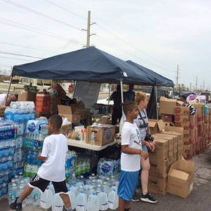 Boys & Girls Club - Irma